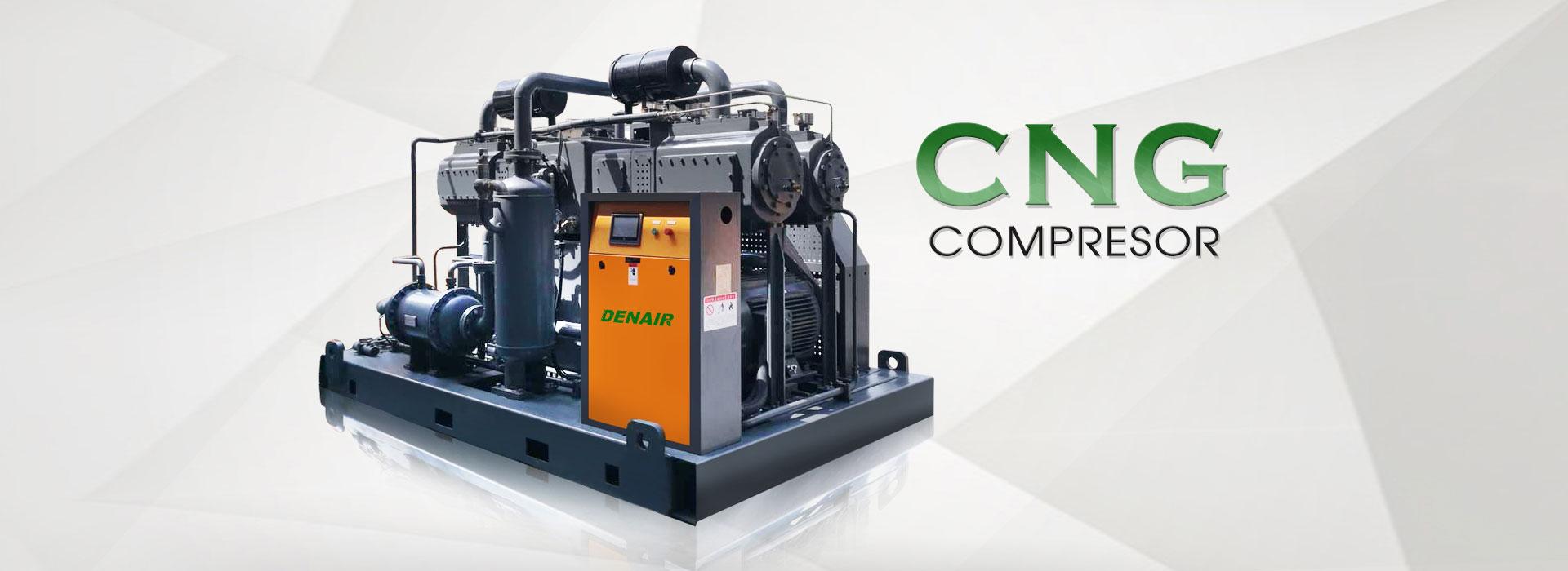 CNG Compresor