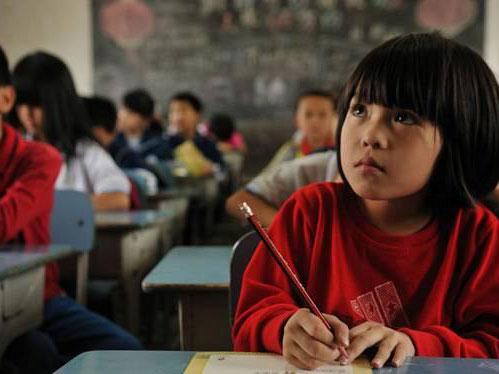 DENAIR empleados dan amor y la donación de Gongga, Ganzi, Sichuan
